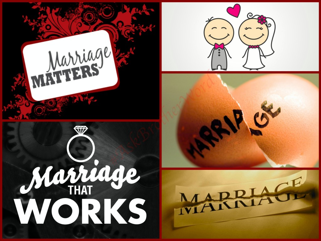 #AskBrotherWord - Marriage Material
