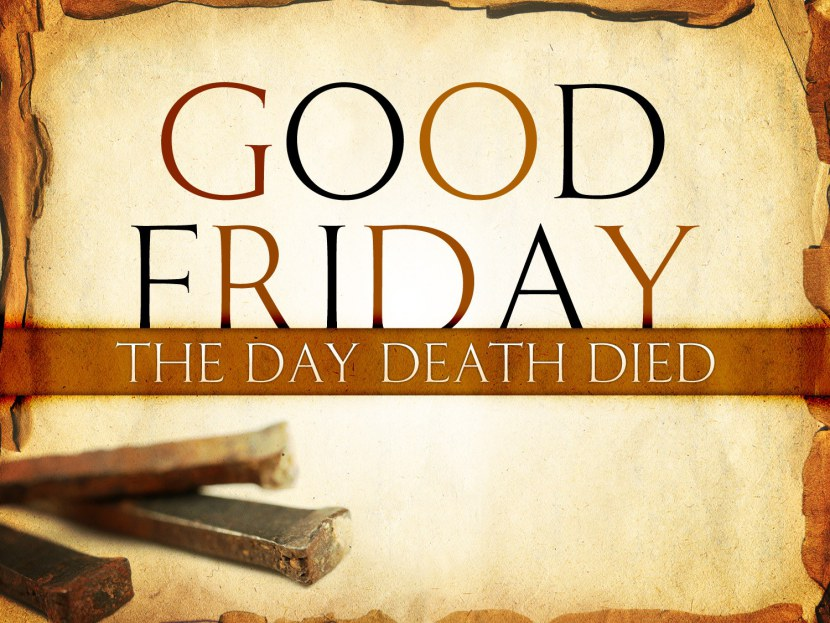 BrotherWord - Good Friday