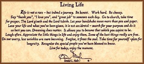 BrotherWord - Living Life