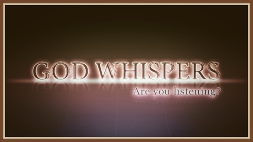 BrotherWord - God Whispers