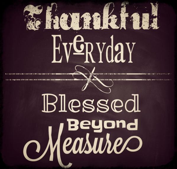 BrotherWord - Thankful Thursday!